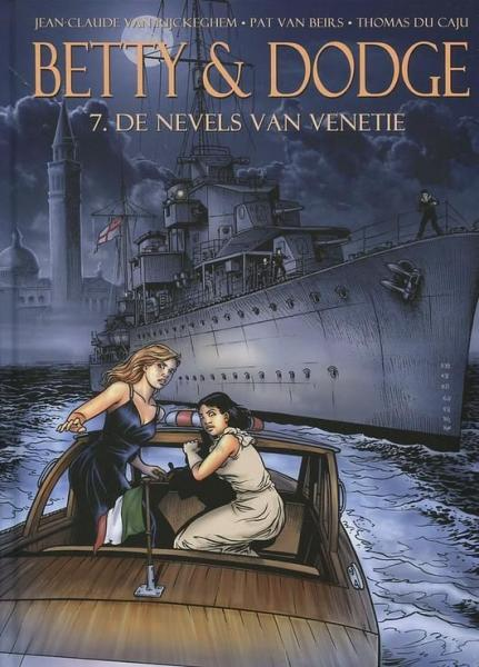 Betty & Dodge 7 De nevels van Venetië