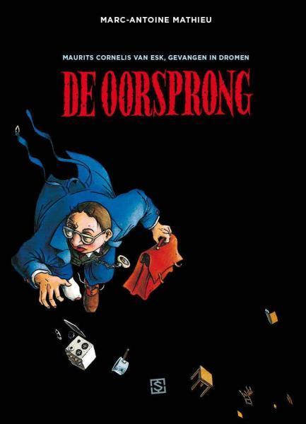 Maurits Cornelis van Esk, gevangen in dromen 1 De oorsprong