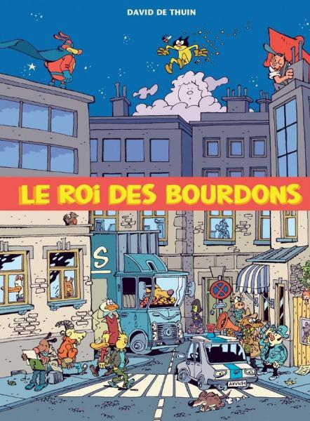 Le roi des Bourdons (Glenat) 1 Le roi des Bourdons