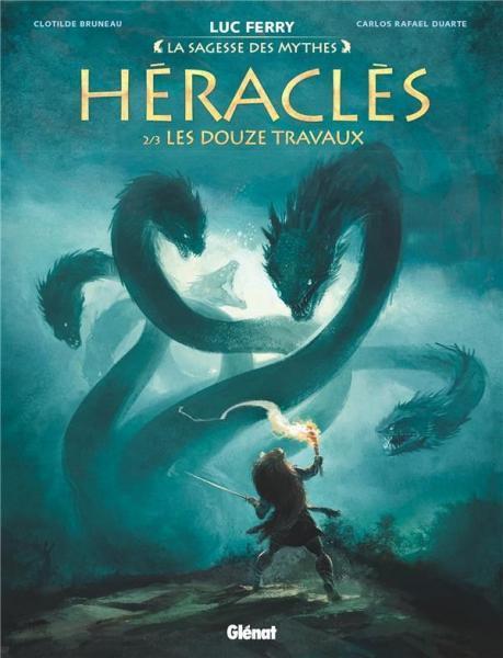 Héraclès 2 Les douze travaux