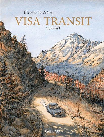 Visa transit 1 Volume 1