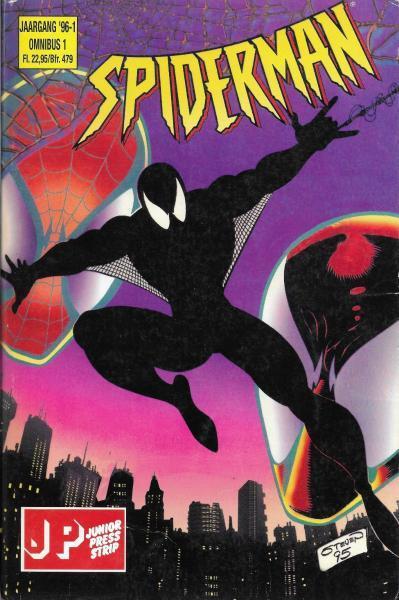 Spiderman INT 1 Omnibus 1