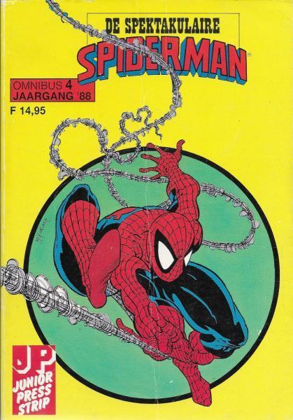 De Spectaculaire Spiderman INT OM4 Omnibus Deel 4