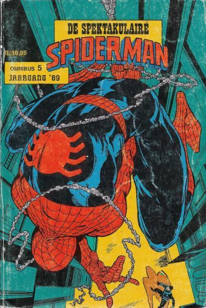 De Spectaculaire Spiderman INT OM5 Omnibus Deel 5