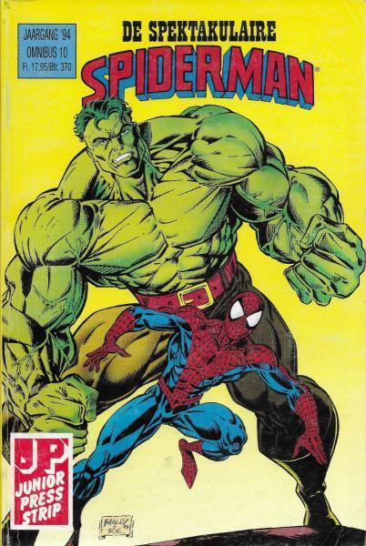 De Spectaculaire Spiderman INT OM10 Omnibus Deel 10