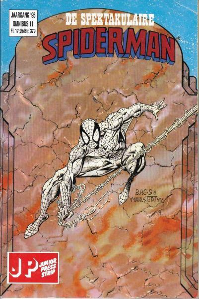 De Spectaculaire Spiderman INT OM11 Omnibus Deel 11