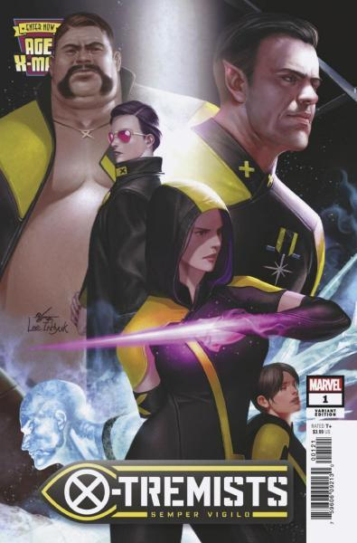 Age of X-Man: X-Tremists 1 Issue #1