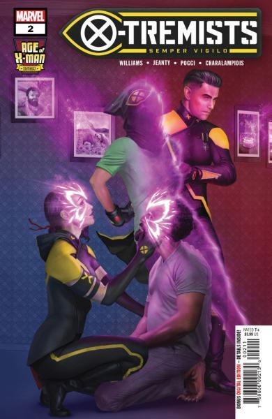 Age of X-Man: X-Tremists 2 Issue #2