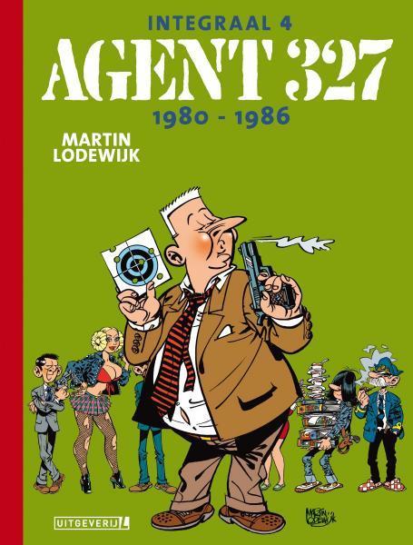 Agent 327 (Uitgeverij M/L) INT 4 1980 - 1986