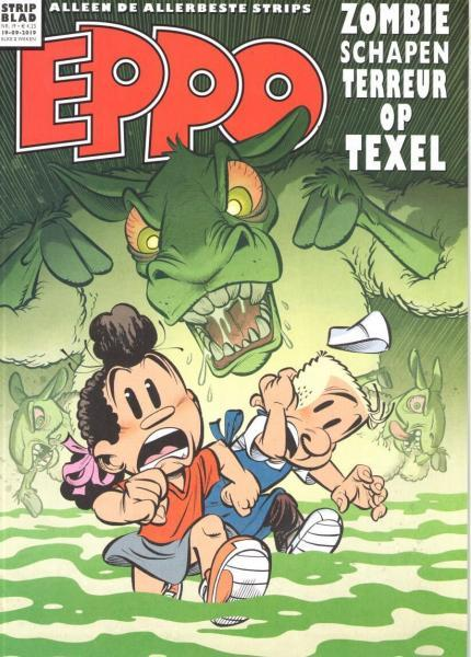 Eppo - Stripblad 2019 (Jaargang 11) 19 Nummer 19