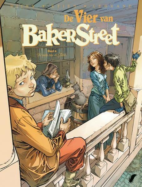 De vier van Baker Street 6 De man van de Yard