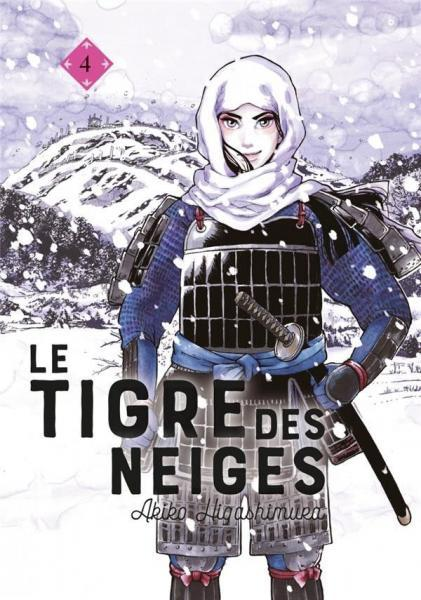 Le tigre des neiges 4 Tome 4