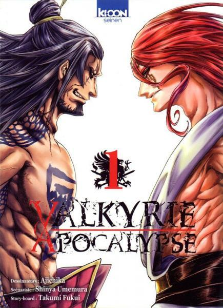 Valkyrie Apocalypse 1 Tome 1