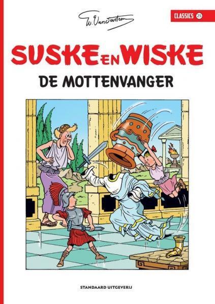 Suske en Wiske classics 25 De mottenvanger