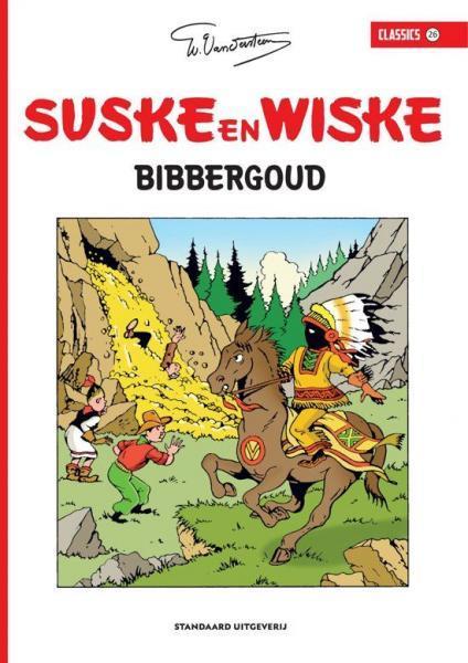 Suske en Wiske classics 26 Bibbergoud