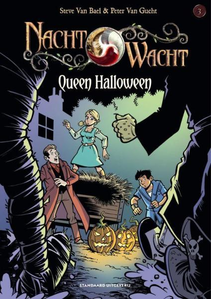 Nachtwacht 3 Queen Halloween