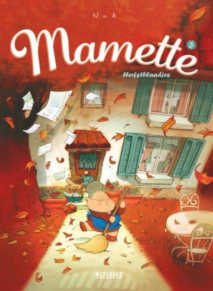 Mamette 3 Herfstblaadjes