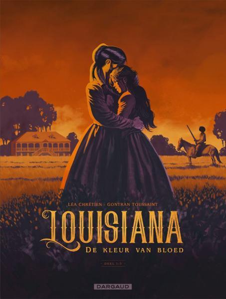 Louisiana 1 De kleur van het bloed
