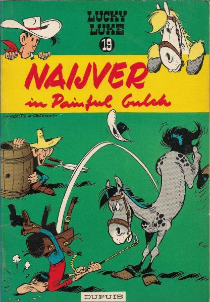 Lucky Luke (Dupuis) 19 Naijver in Painful Gulch