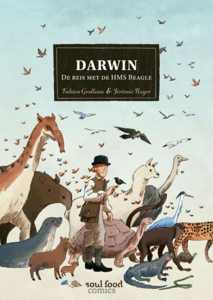 Darwin: De reis met the HMS Beagle 1 Darwin: De reis met the HMS Beagle