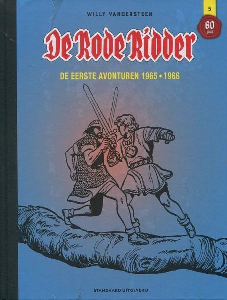 De Rode Ridder - Integraal 5 De eerste avonturen 1965-1966