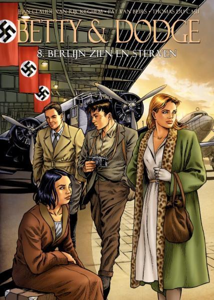 Betty & Dodge 8 Berlijn zien en sterven
