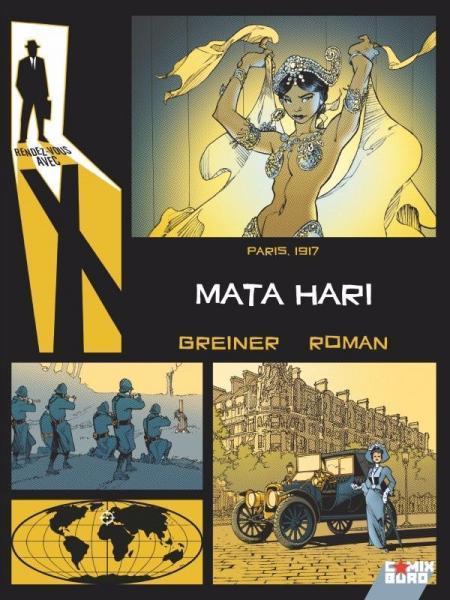 Rendez-vous avec X 3 Mata Hari