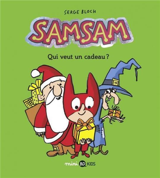SamSam 4 Qui veut un cadeau?