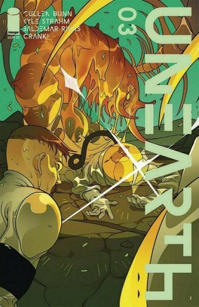 Unearth 3 Issue #3