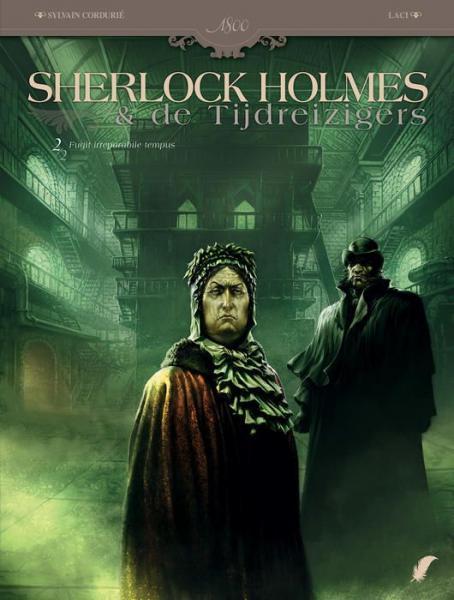 Sherlock Holmes en de tijdreizigers 2 Fugit irreparabile tempus