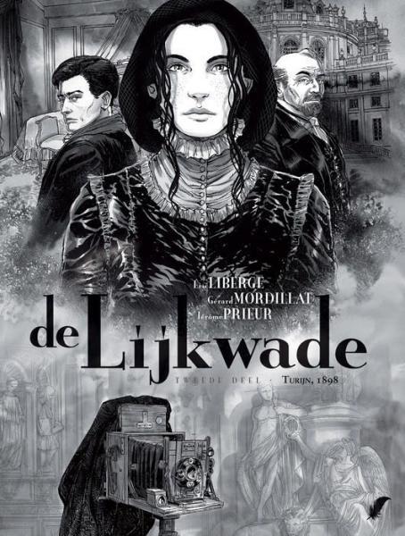 De lijkwade (Liberge) 2 Turijn, 1898