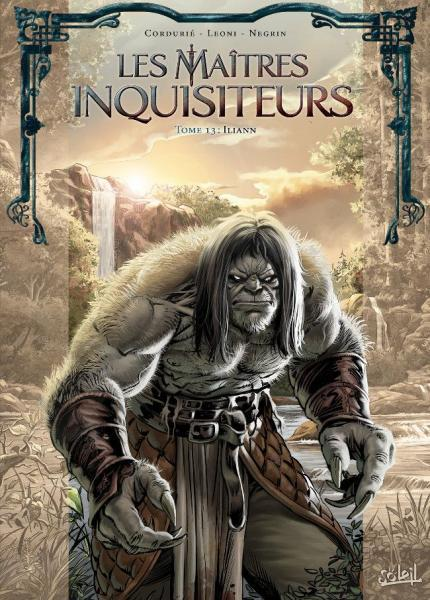 De meester-inquisiteurs 13 Iliann