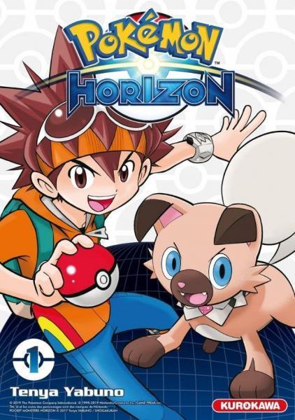 Pokémon Horizon 1 Tome 1