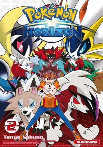 Pokémon Horizon 2 Tome 2