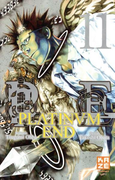 Platinum End 11 Tome 11