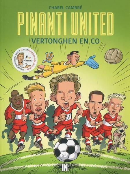 Pinanti United 4 Vertonghen en co