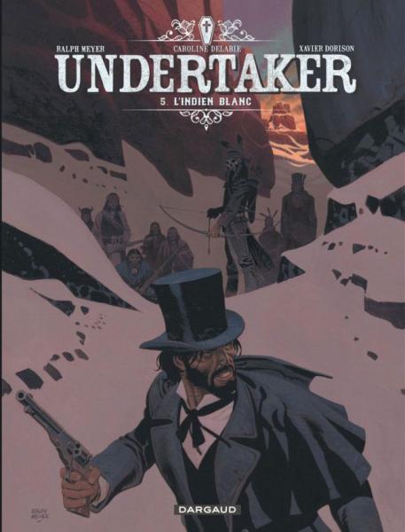 Undertaker 5 L'indien blanc