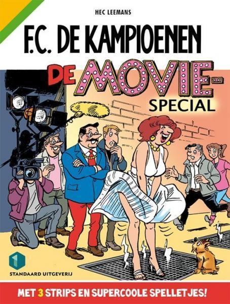 F.C. De Kampioenen INT 31 De movie-special