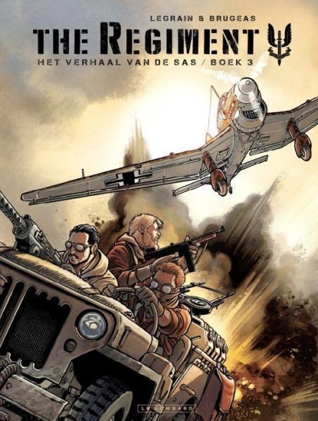 The regiment - Het verhaal van de SAS 3 Boek 3