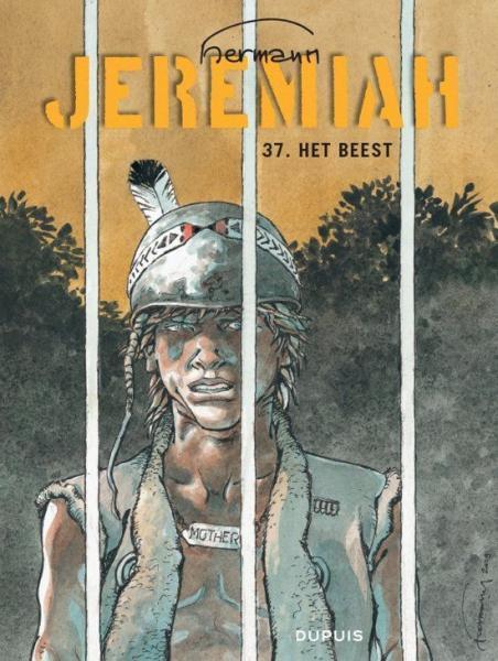Jeremiah 37 Het beest