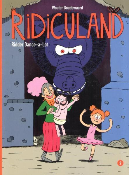 Ridiculand 2 Ridder Dance-a-lot