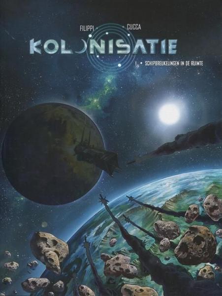 Kolonisatie 1 Schipbreukelingen in de ruimte