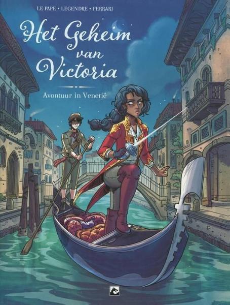 De geur van de overwinnning 1 Avontuur in Venetië
