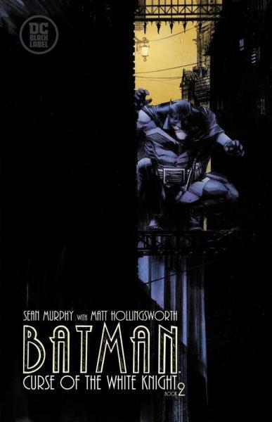 Batman: Curse of the White Knight 2 Book 2