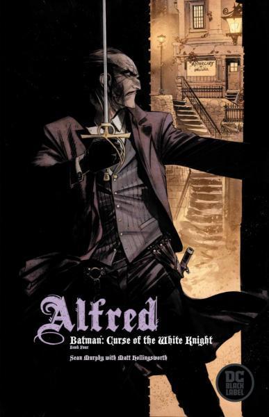 Batman: Curse of the White Knight 4 Book 4