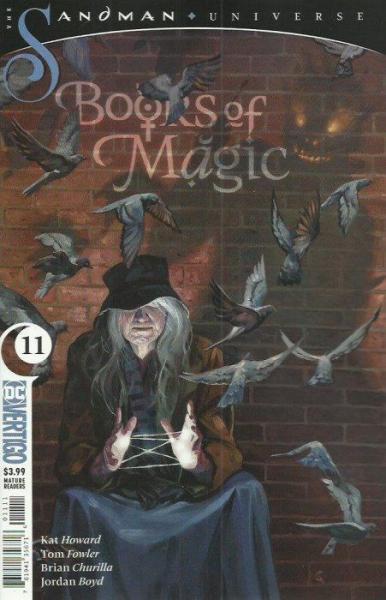 The Books of Magic B11 No Take Backs