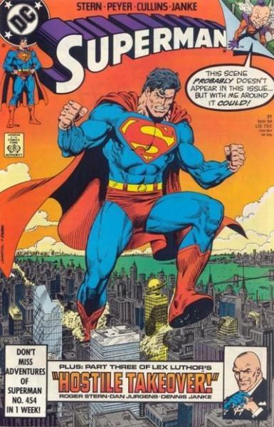 superman temp - te verplaatsen naar hoofdreeks A31 As Good As His Word!