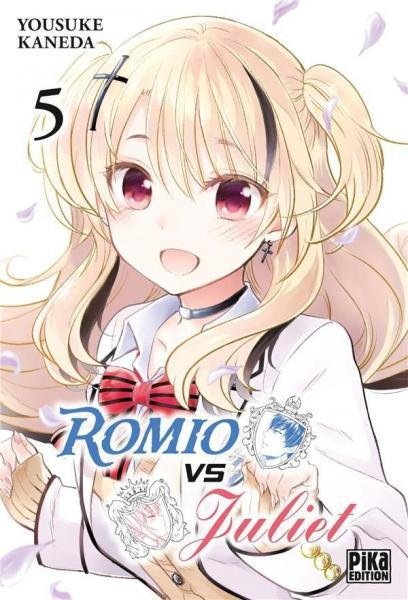 Romio VS Juliet 5 Tome 5