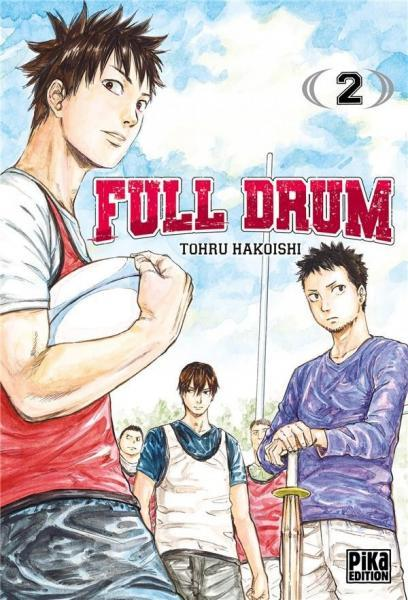 Full Drum 2 Tome 2