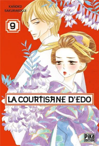 La courtisane d'Edo 9 Tome 9